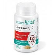Coenzima Q10 120 mg, 30 capsule