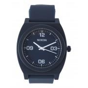 メンズ NIXON Time Teller P Corp 腕時計 ダークブルー