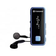 Transcend MP3-spelare Transcend MP350 8 GB Svart, Blå