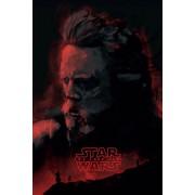 Star Wars Gwiezdne Wojny Ostatni Jedi - plakat premium