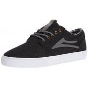 Lakai Men s Griffin Skateboarding Shoe Phantom Textile 7 D(M) US
