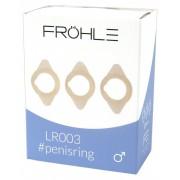 Fröhle LR003 (2,6cm) - orvosi potenciagyűrű szett (3db)