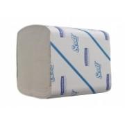Kimberly-Clark SCOTT* тоалетна хартия на пачки - двупластова
