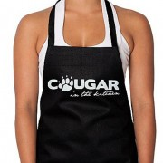 Apron - Cougar in the Kitchen