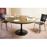 PIB Table industrielle ronde Liverpool