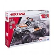 Meccano Kit 10 in 1, Camioneta de curse