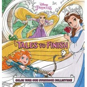 Disney Princess Storybook Collection: Tales to Finish