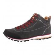 ALPINE PRO ASHAR Unisex obuv outdoor UBTJ114779 tmavě šedá 44