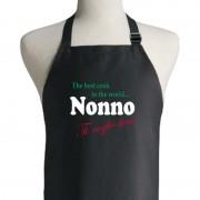 The Best Cook In The World Apron - Grandad Nonno (Italian)