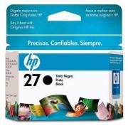 Cartucho de Tinta HP 27 Color Negro C8727AL.