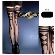 Dresuri cu banda adeziva Gabriella Calze Holly 20 DEN 432