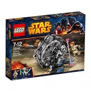 Lego Star Wars General Grievous' Wheel Bike, Multi Color