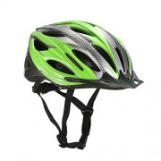 Sefulim --- Green Solid Street Bike Helmet for Outmold and Sports