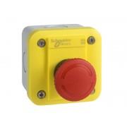 Statie control XAL-E - functie oprire in caz de urg enta- 1 NO + 1 NC