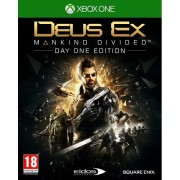 Deus Ex Mankind Divided Day One Edition Xbox One Game