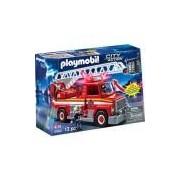 Playmobil - Caminhão de Bombeiro com Escada - Sunny Brinquedos