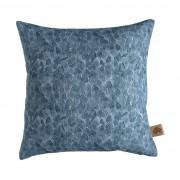 Solhem Field kuddfodral linne blå, emma von brömssen