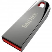USB stik Cruzer® Force™ SanDisk 16 GB antracit SDCZ71-016G-B35 USB 2.0
