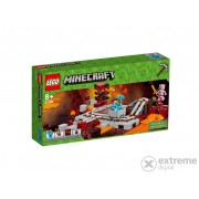 LEGO® Minecraft Calea Ferata Nether 21130
