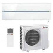 Mitsubishi Electric klima uređaj MSZ-LN50VGW/MUZ-LN50VG - 5 kW, Kirigamine style, za prostor do 50m2, A+++ energetska klasa