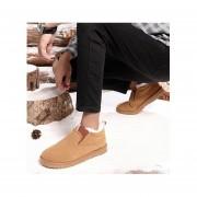 Botas de algodón de moda-fashion-cool-Hombre-cafe