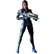 Square Enix Mass Effect 3: Play Arts Kai: Ashley Williams Action Figure