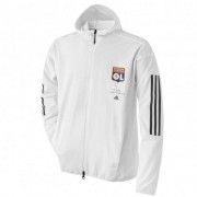 adidas Veste blanche must have homme adidas - XS OL - Foot Lyon
