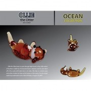 Brainstorm Looking Glass Ollie The Otter Toy