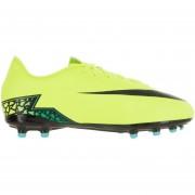 Zapatos Fútbol Niño Nike Jr Hypervenom Phelon II FG-Amarillo