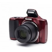 Kodak Friendly Zoom FZ201 red