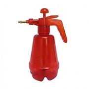 Air pressure water sprayer bottle /Garden mist/red colour/ sprayer pump bottle 1.5 litre