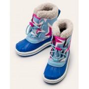 Mini Bottes d'hiver PNK Fille Boden, Bleu - 31