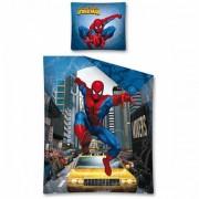 Lenjerie de pat Spiderman 160 x 200cm SM07