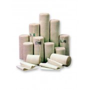 """Non-Sterile Elastic Bandage with Clips 4"""" x 5 yds. Part No. 622 Qty 1"""