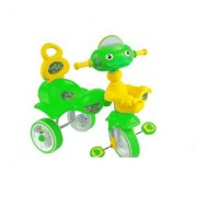 Oh Baby Musical GREEN Color Tricycle For Your Kids SE-TC-151