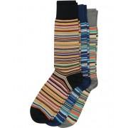 Paul Smith 3-Pack Classic Sock Multistripe