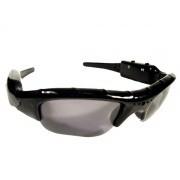 Скрита камера за видеонаблюдение в слънчеви очила