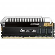 Corsair Dominator Platinum Series 32GB (4 X 8GB) DDR3 DRAM 2400MHz PC3 19200 C11 Memory Kit CMD32GX3M4A2400C11