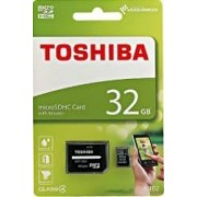 Card Toshiba Micro SD 32 GB Clasa 4
