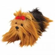 Merkloos Pluche Yorkshire terrier knuffel hond 33 cm
