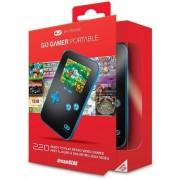 DREAMGEAR DGUN-2890 Portable Gaming System (Blue/Black)