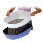 Trixie: Toalet sa sitom za prosejavanje posipa