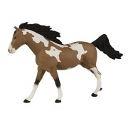 Safari Ltd Winners Circle Collectibles Pinto Mustang Stallion Realistic Hand Painted Toy Figurine Model Quality Construction From Safe And Bpa Free Materials For Ages 3 And Up