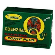 COENZIMA Q10 IN ULEI CATINA FORTE PLUS 60mg 40cps(moi) HOFIGAL