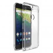 Husa Protectie Spate Ringke Fusion Crystal View transparenta plus folie protectie display pentru Huawei Nexus 6P 2015