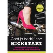 Geef je bedrijf een kickstart, klanten vinden en binden in de eerste vijf jaar van je onderneming - Jolanda Wicherson
