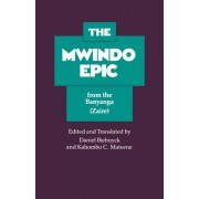 The Mwindo Epic from the Banyanga (Zaire), Paperback
