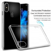 IMAK Crystal transparent skal till iPhone X/XS