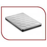 Жесткий диск Seagate Backup Plus Ultra Slim 1Tb Platinum STEH1000200