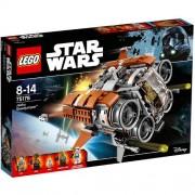 LEGO Star Wars Quadjumper Jakku 75178